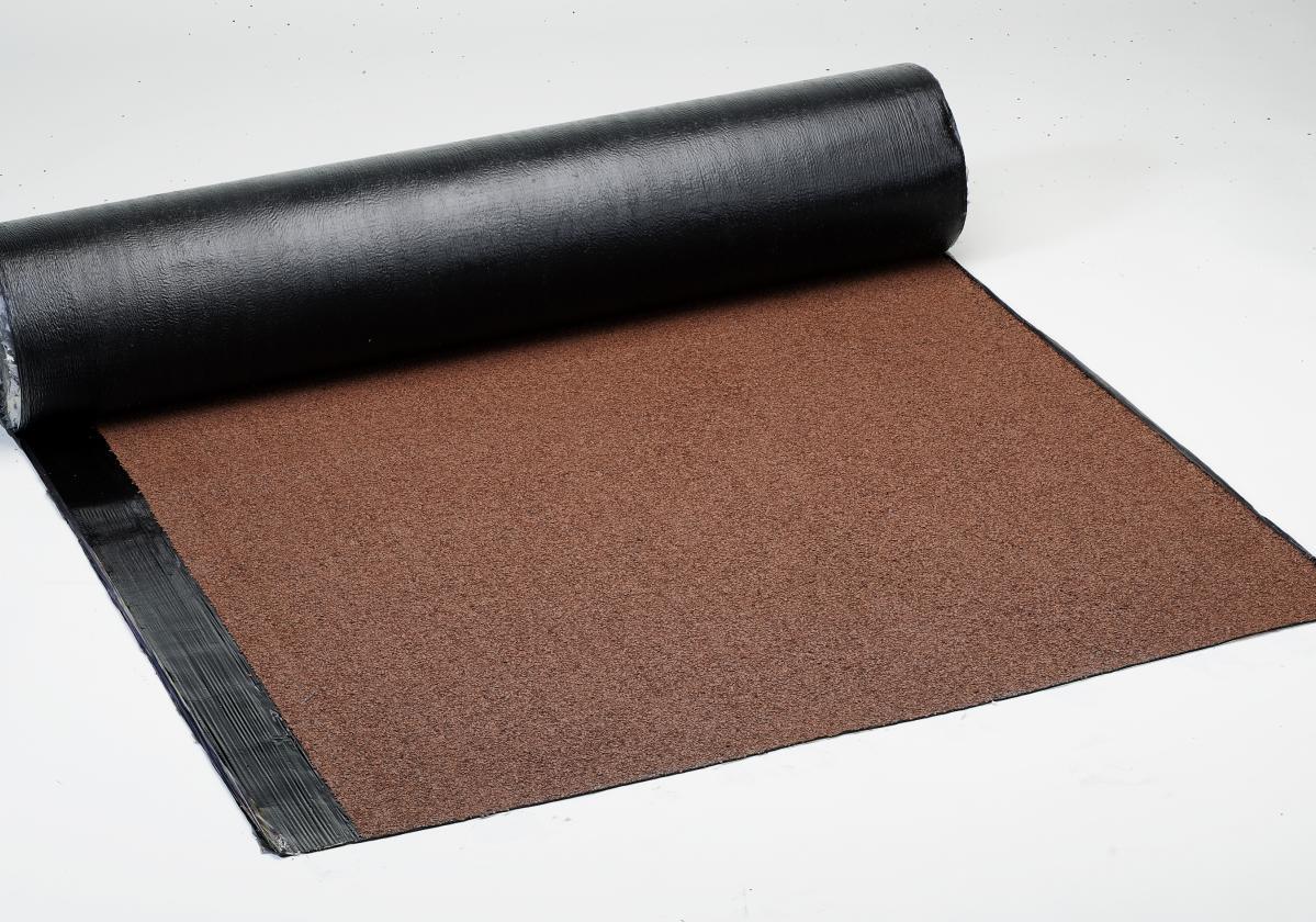 Shingle Roll VV brun